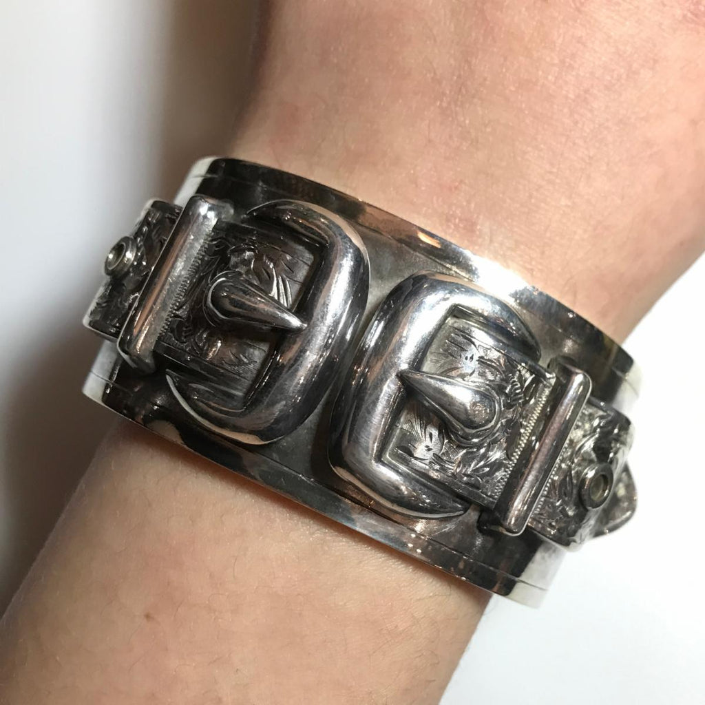 Sunday Brunch: Buckle Jewelry