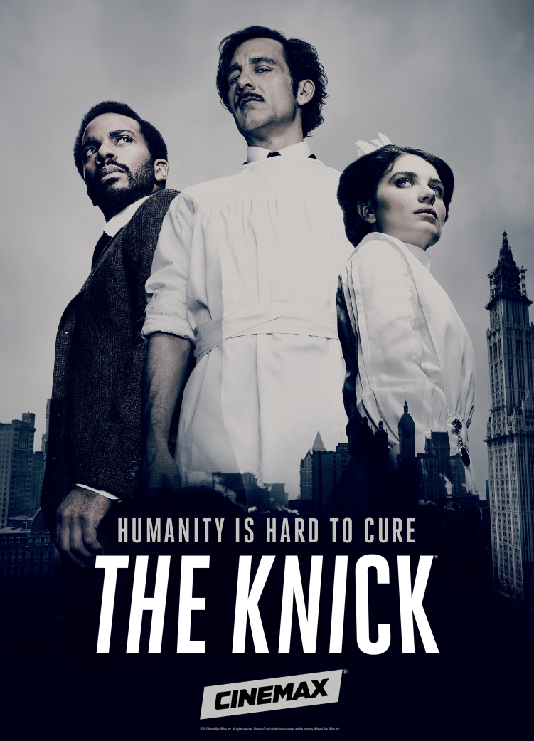 Poster for The Knick