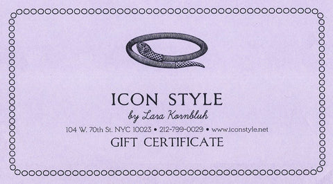 Gift Certificates (Various Amounts)