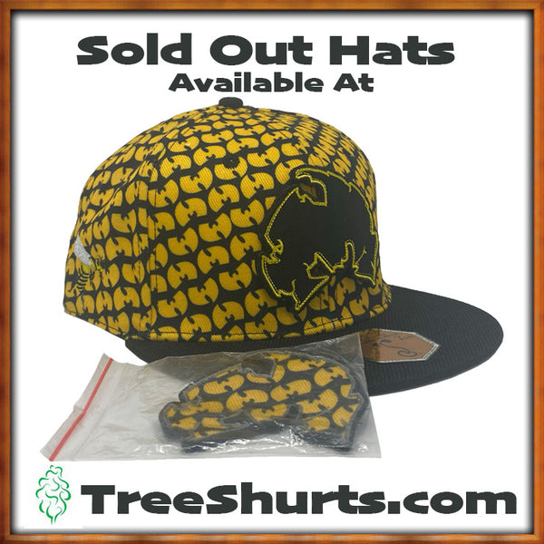 Sold Out Method Man Hats at TreeShurts.com