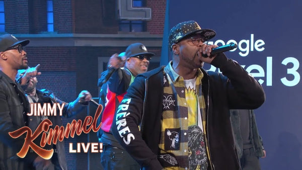 Wu-Tang Clan takes on Jimmy Kimmel