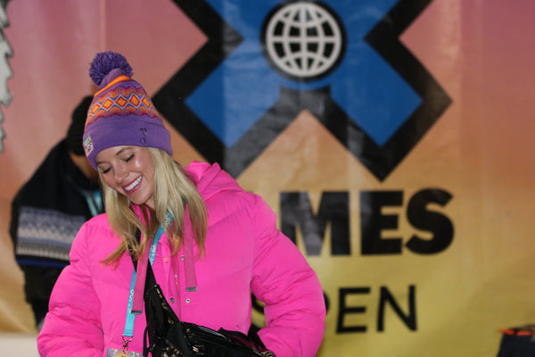 Aspen X Games Celebrates What's Cold & Hot!