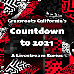 Grassroots California Countdown to 2021