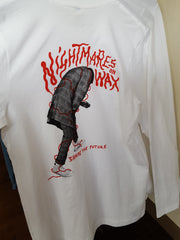 Nightmares on Wax long sleeve t shirt grassroots california limited edition