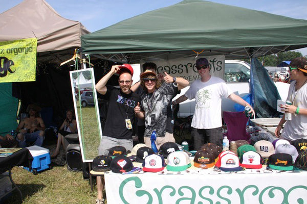 Grassroots Booth, Fitted