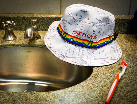 Grassroots Hat Clean Spot Clean Hat Cleaning Toothbrush DIY