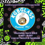 KGB Glass Grassroots Live Stream