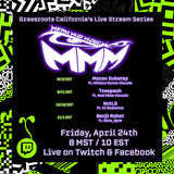 Mean Mug Music Live Stream Grassroots