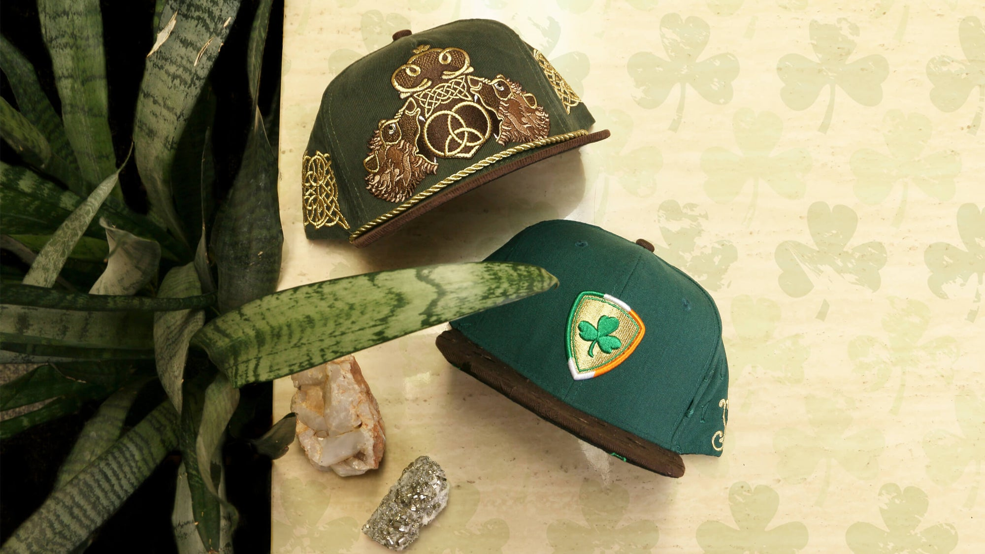 THE LUCK OF THE IRISH. New 2019 Irish Hats • Limited ... b533e650255e