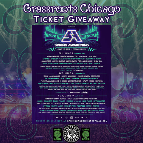 Grassroots Chicago Ticket Giveaway Spring Awakening 2019