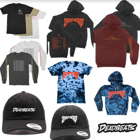 Deadbeats Merch