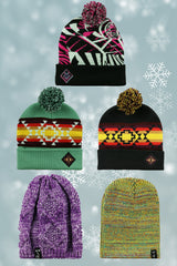 Grassroots California Fall Winter Beanies
