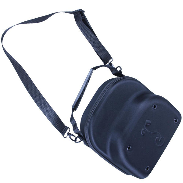 G Sprout Black Small Traveling Hat Carrier