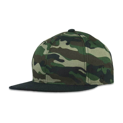 Touch of Class Camo Fitted Hat