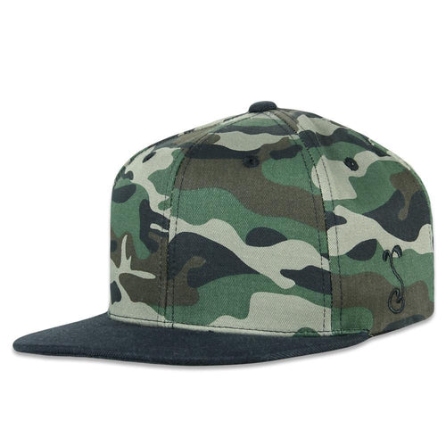 Touch of Class Camo Pro Fit Snapback Hat