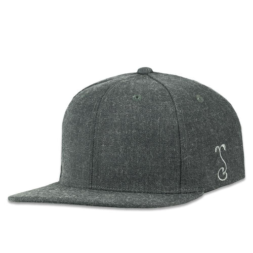 Touch of Class Gray Pro Fit Snapback Hat