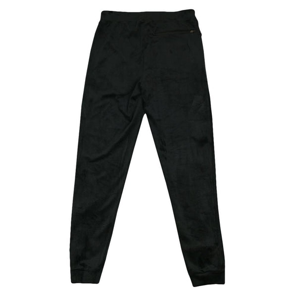 Royal Roots Velour Womens Black Sweatpants