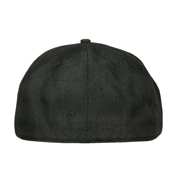 Cali Greens All Black Fitted Hat