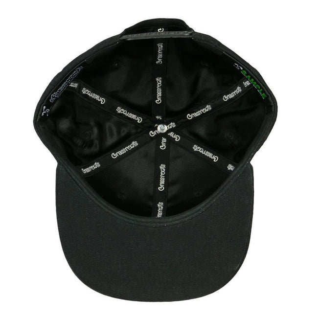 Cali Greens All Black Snapback Hat