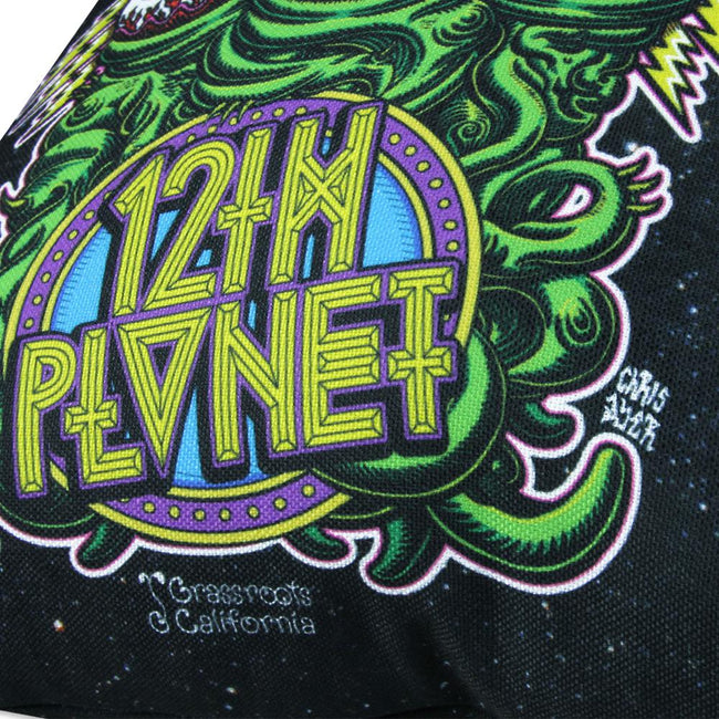 12th Planet Large Pillow