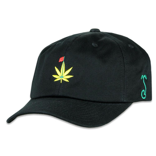 Master Kush Black Dad Hat