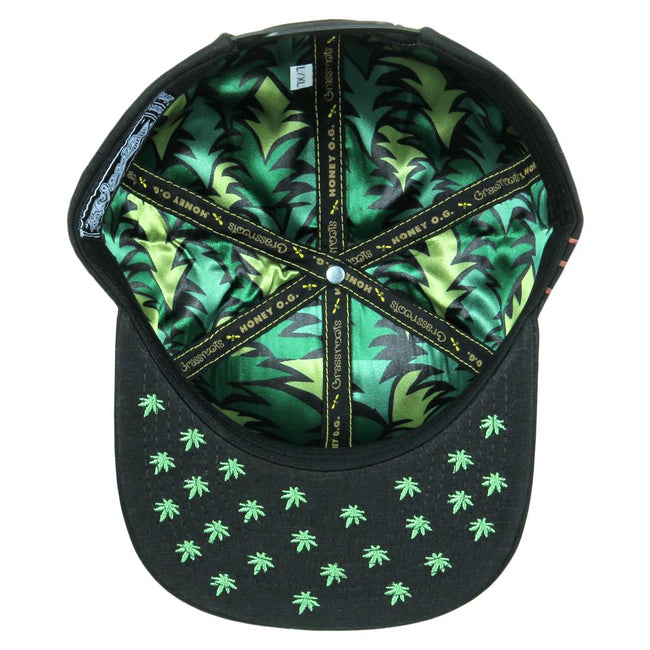 Honey Bear OG Black Pro Fit Snapback