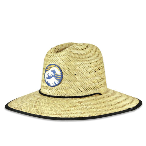 Great Wave Straw Hat