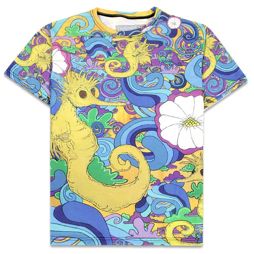 Vincent Gordon Seahorse Party T Shirt