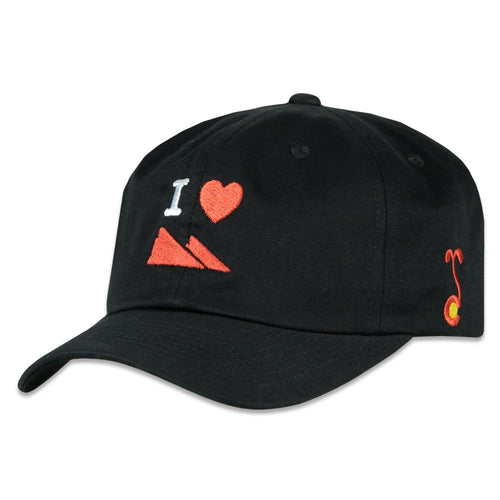 Visit Red Rocks Black Dad Hat