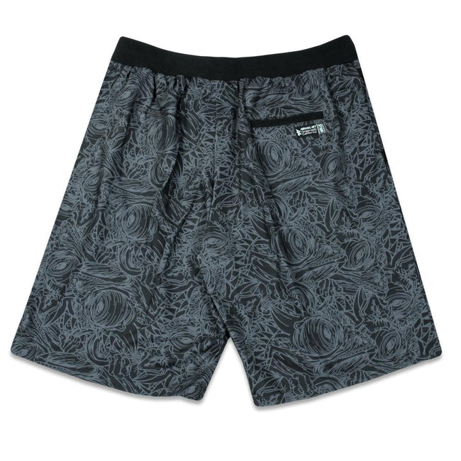 Aaron Brooks Chameleon Black Chiller Shorts