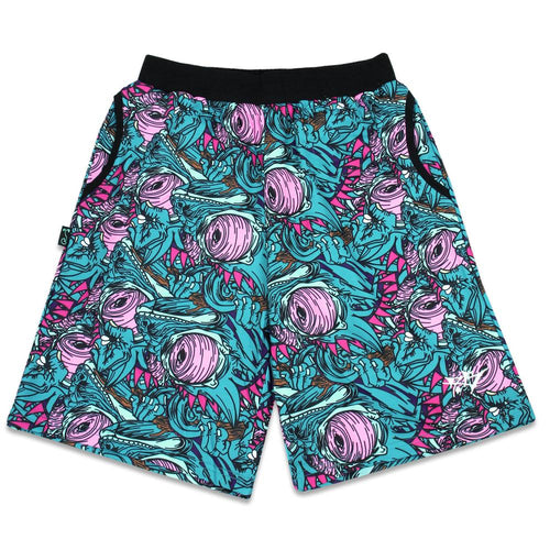 Aaron Brooks Chameleon Aqua Chiller Shorts