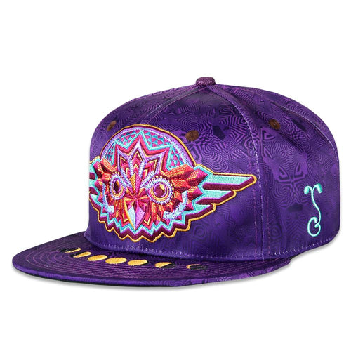 Night Owl Purple Fitted