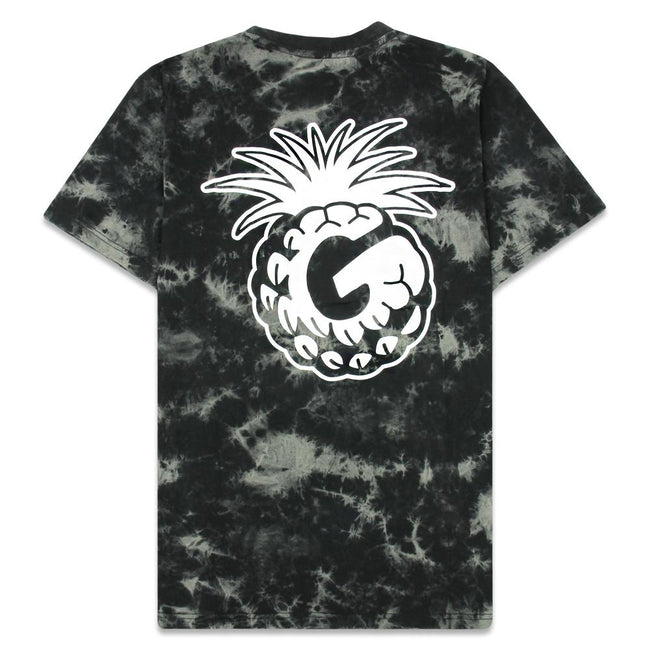Good Livin Pineapple Tie Dye T Shirt