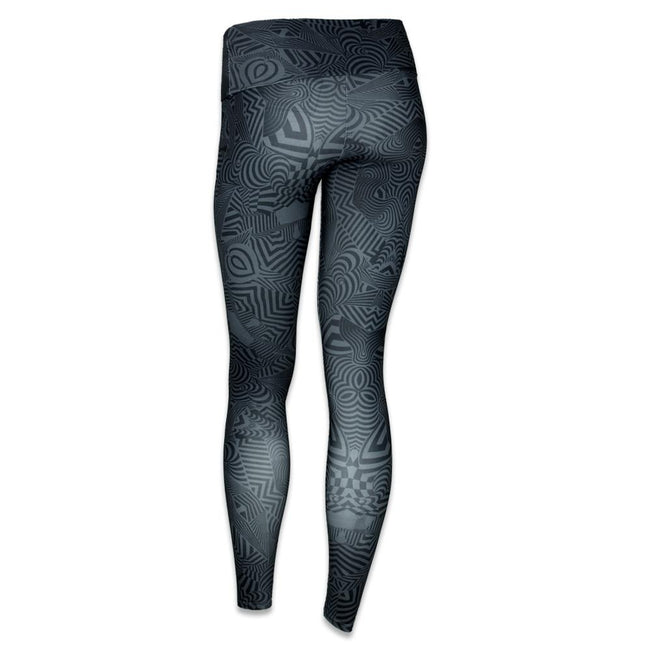 Night Owl Black Yoga Pants