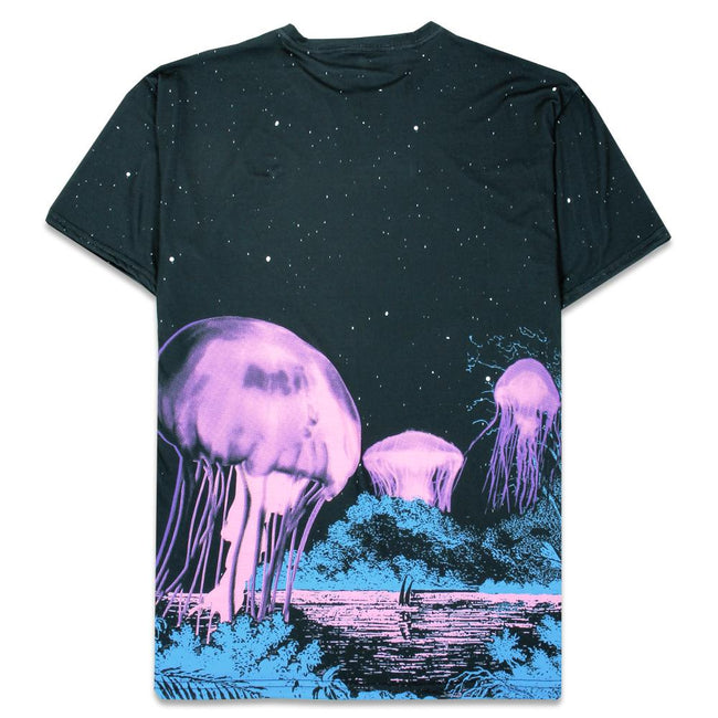 Jellyfish Moonrise T Shirt