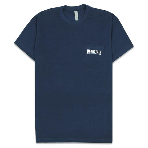 Beanstalk 2018 Navy Pocket T Shirt