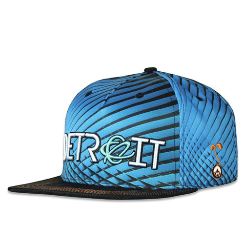 Movement 2018 Blue Snapback