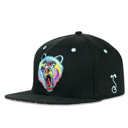 Shalak Attack Double Trouble Snapback