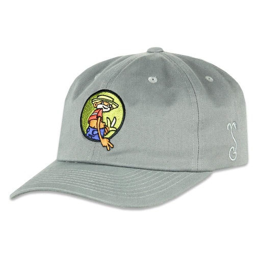 Johnny Chimpo Gray Dad Hat
