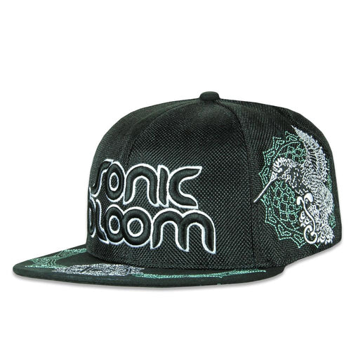 Sonic Bloom 2018 Snapback Hat