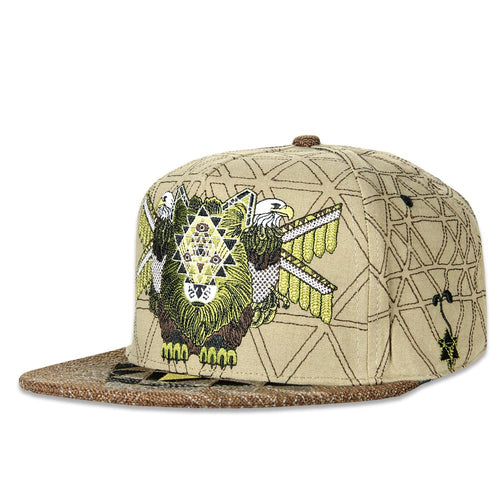 Rothbury Village 2018 Tan Fitted Hat