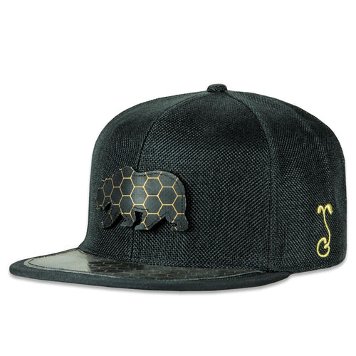BearSlick Removable Bear 2018 Snapback Hat