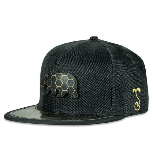BearSlick Removable Bear 2018 Fitted Hat