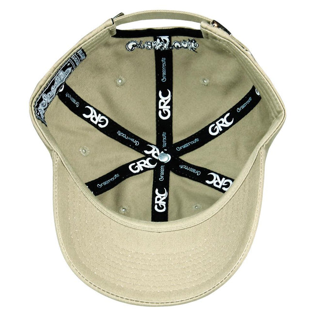 Puffin Pipe Khaki Dad Hat