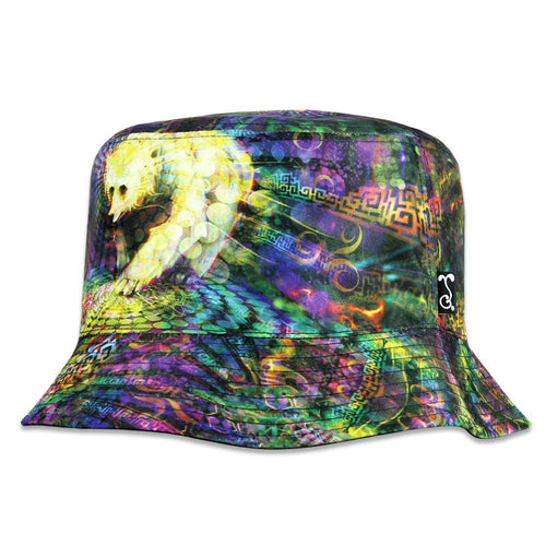 Simon Haiduk Spirit Bear Reversible Bucket Hat 374591d84ab