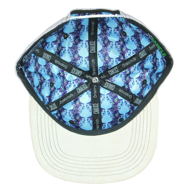 Chalice 2018 Faces Lavender Snapback Hat
