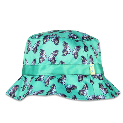 Chalice 2018 Teal Reversible Bucket Hat