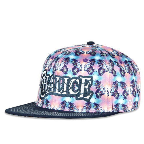 Chalice 2018 Pastel Allover Snapback Hat