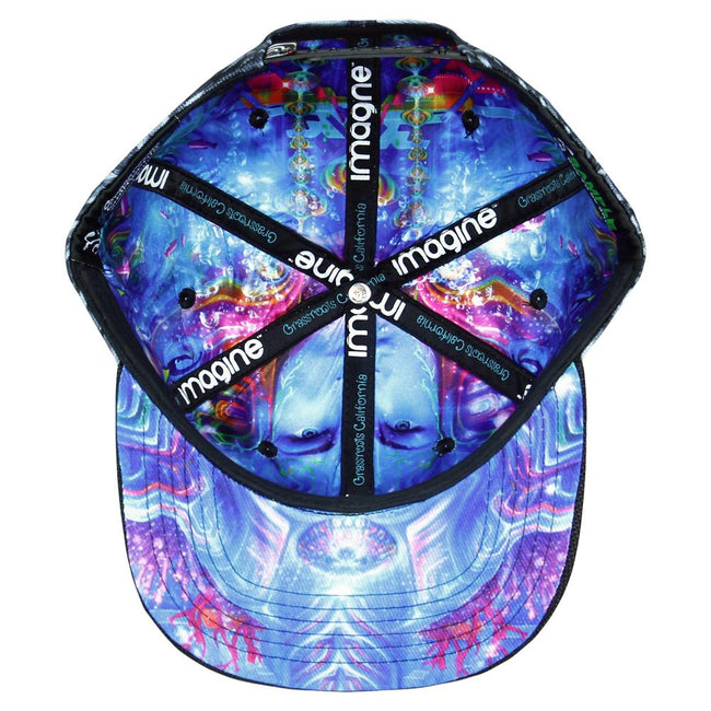Imagine Music Festival 2018 Black Snapback Hat