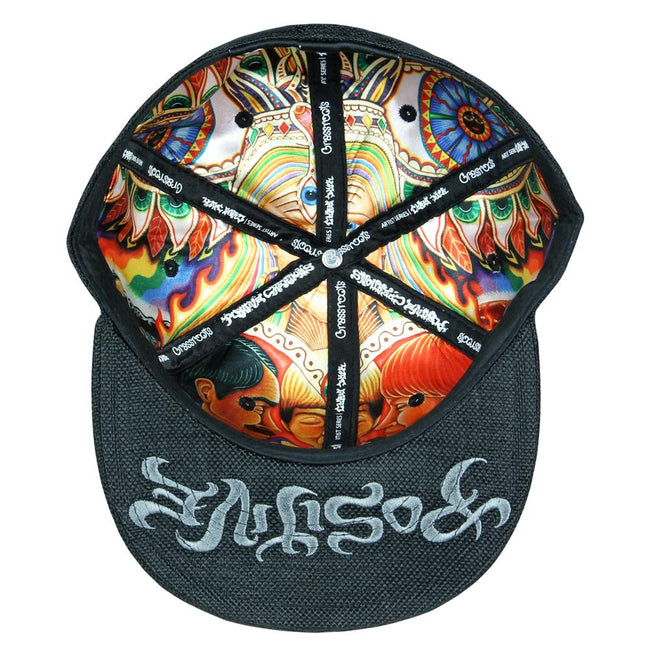 Chris Dyer El Necio Black Fitted Hat